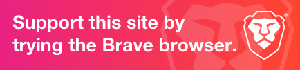 Download Brave browser and support us!